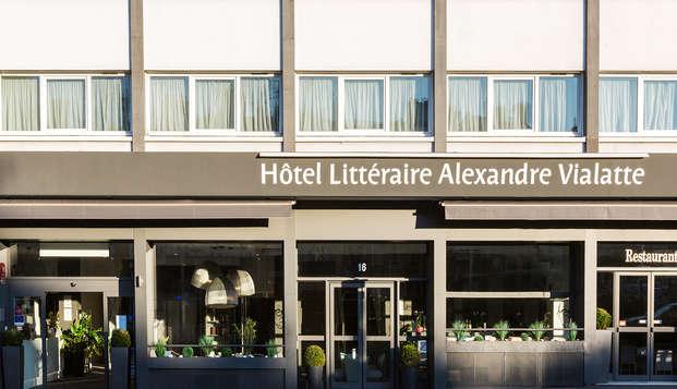 Best Western Plus Hotel Litteraire Alexandre Vialatte - front