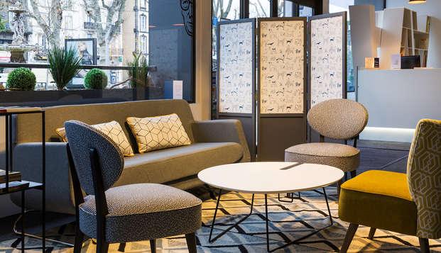 Best Western Plus Hotel Litteraire Alexandre Vialatte - lobby