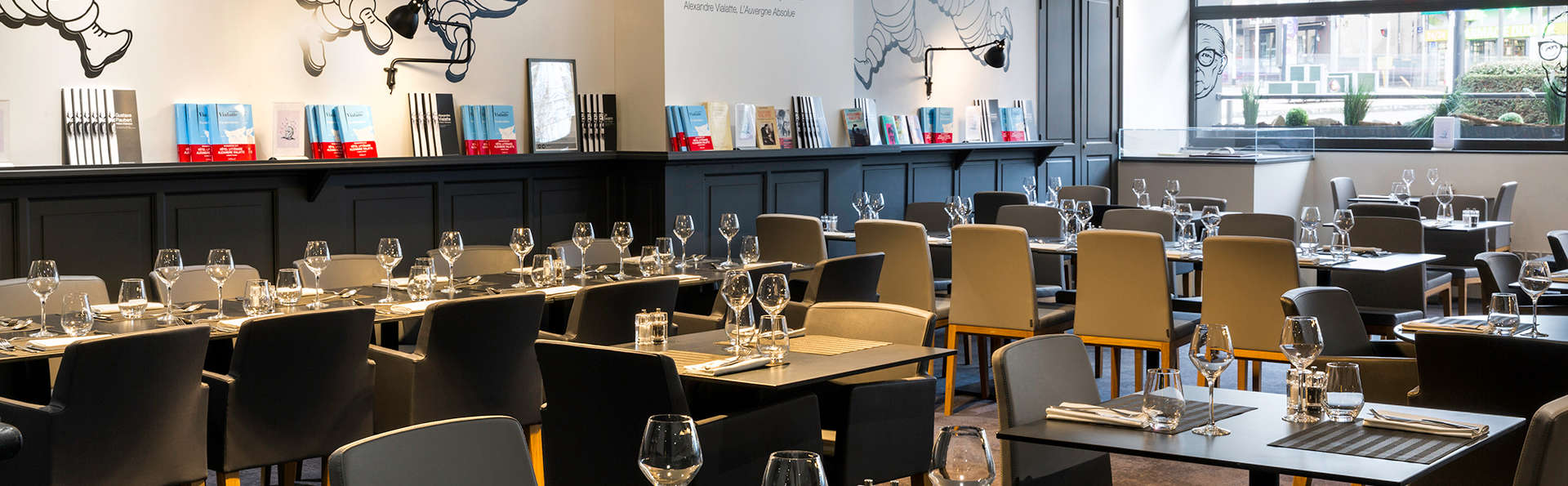 Best Western Plus Hôtel Littéraire Alexandre Vialatte - EDIT_restaurant4.jpg