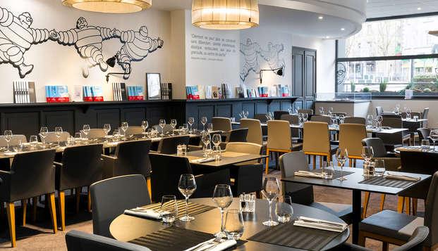 Best Western Plus Hotel Litteraire Alexandre Vialatte - restaurant