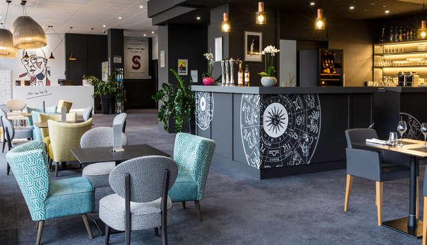 Best Western Plus Hotel Litteraire Alexandre Vialatte - restaurantbar