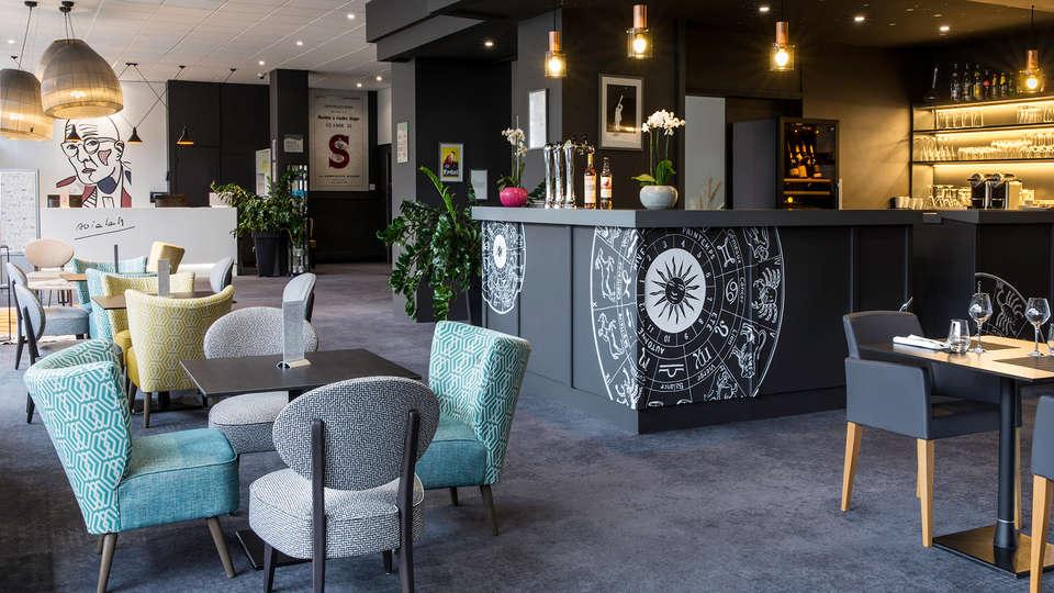 Best Western Plus Hôtel Littéraire Alexandre Vialatte - EDIT_restaurantbar.jpg