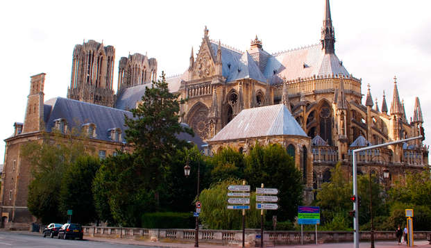 Week-end aux portes de Reims