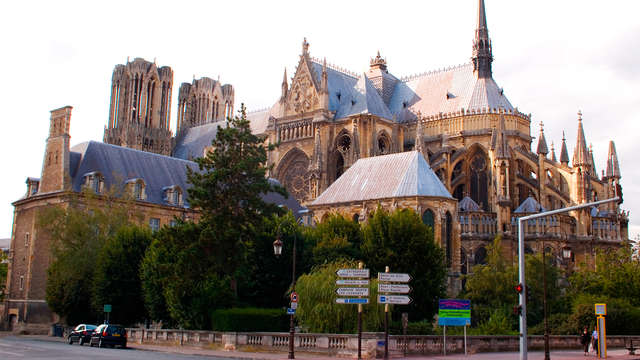 Week-end aux portes de Reims