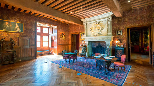 Chateau D Artigny