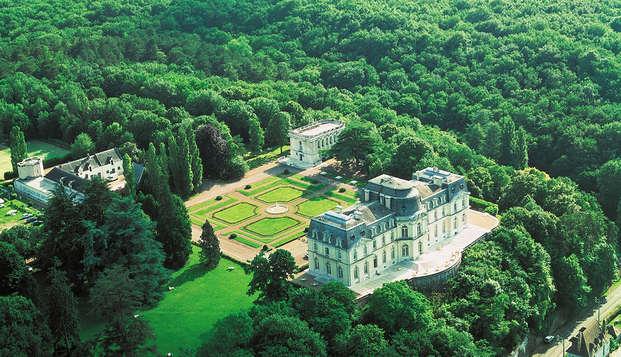 Vie de château et luxe aux portes de Tours