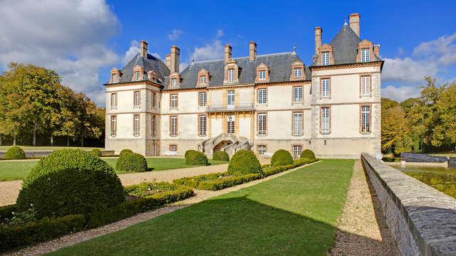 Chateau de Bourron