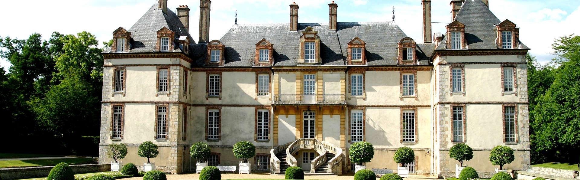 Week-end de charme dans un château à 50 minutes de Paris