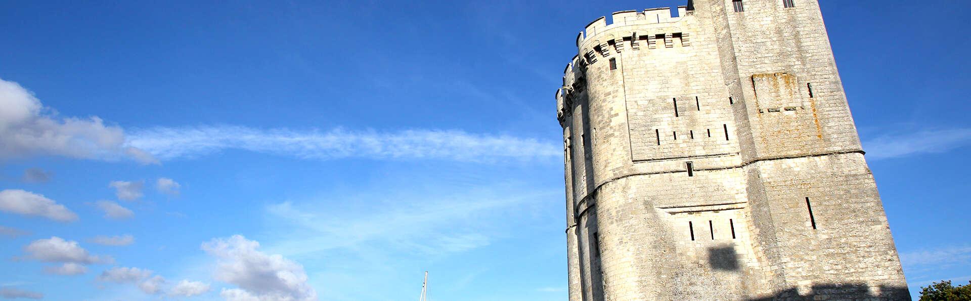 Une semaine de vacances à proximité de la Rochelle pour profiter de l'air Atlantique