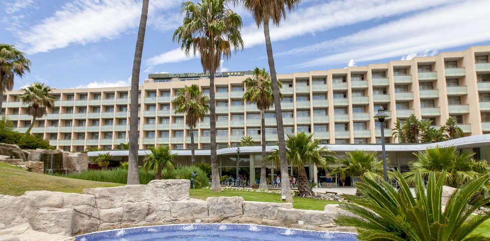 Rvhotels hotel ametlla mar 4 l 39 ametlla de mar espagne for Reservation hotel en espagne gratuit
