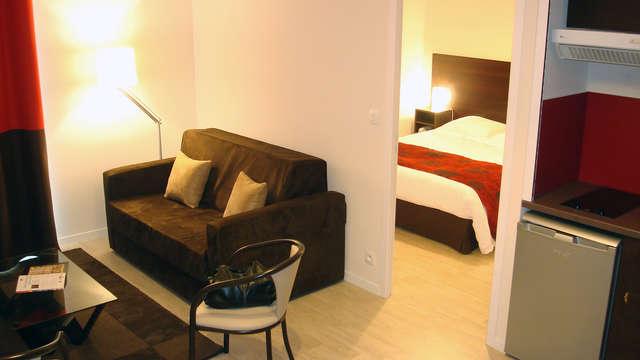 Appartement spacieux à 10 minutes à pied du centre-ville de Dinan