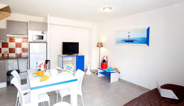 Vacanceole Domaine de la Corniche Deauville Sud - apartment