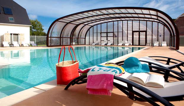 Vacanceole Domaine de la Corniche Deauville Sud - Pool