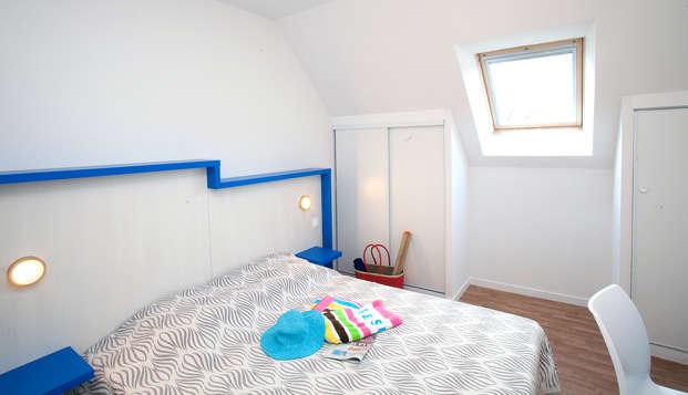 Vacanceole Domaine de la Corniche Deauville Sud - Room