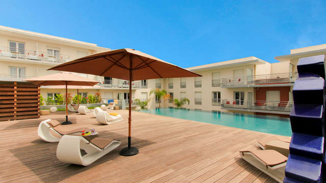 Escapada relax bajo el sol de la Costa Azul en Antibes