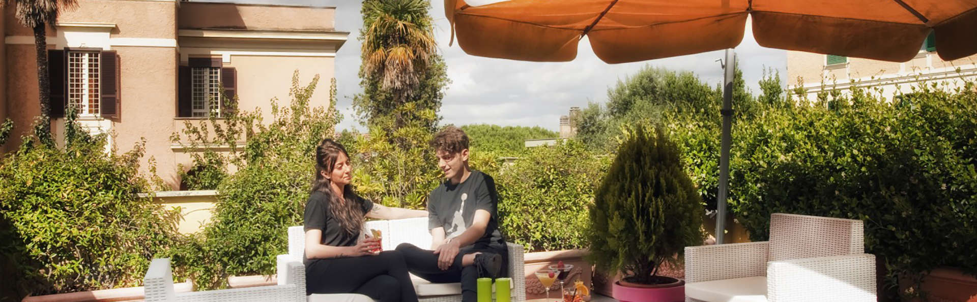 Best Western Ars Hotel Roma - Edit_Terrace.jpg