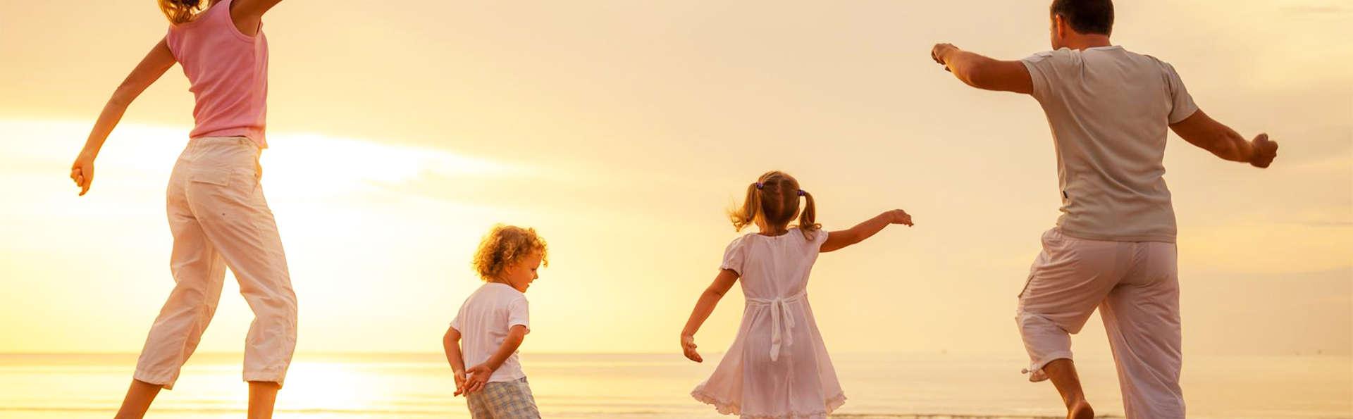 Relaxweekend met het hele gezin aan de Opaalkust