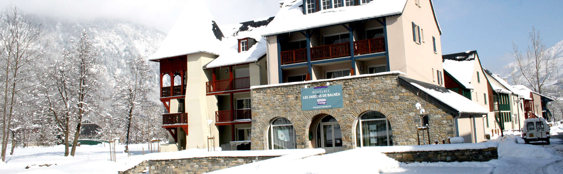 Bel appartement près du lac de Génos-Loudenvielle dans les Pyrénées