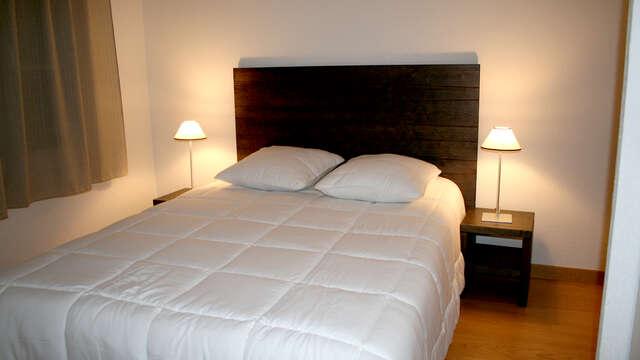1 nuit en appartement standard Vue montagne pour 2 adultes