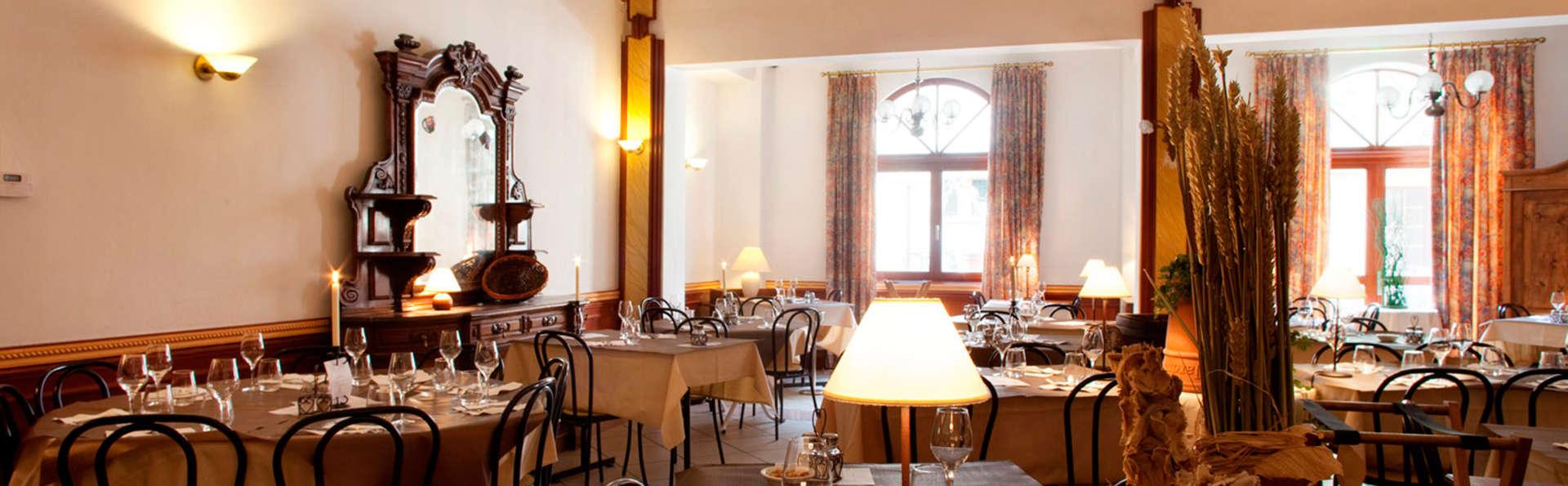 Week-end détente avec dîner alsacien