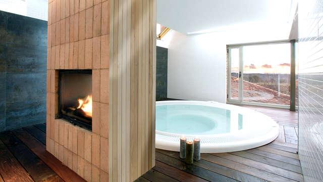 Escapada romántica en un elegante hotel rural cerca de Segovia