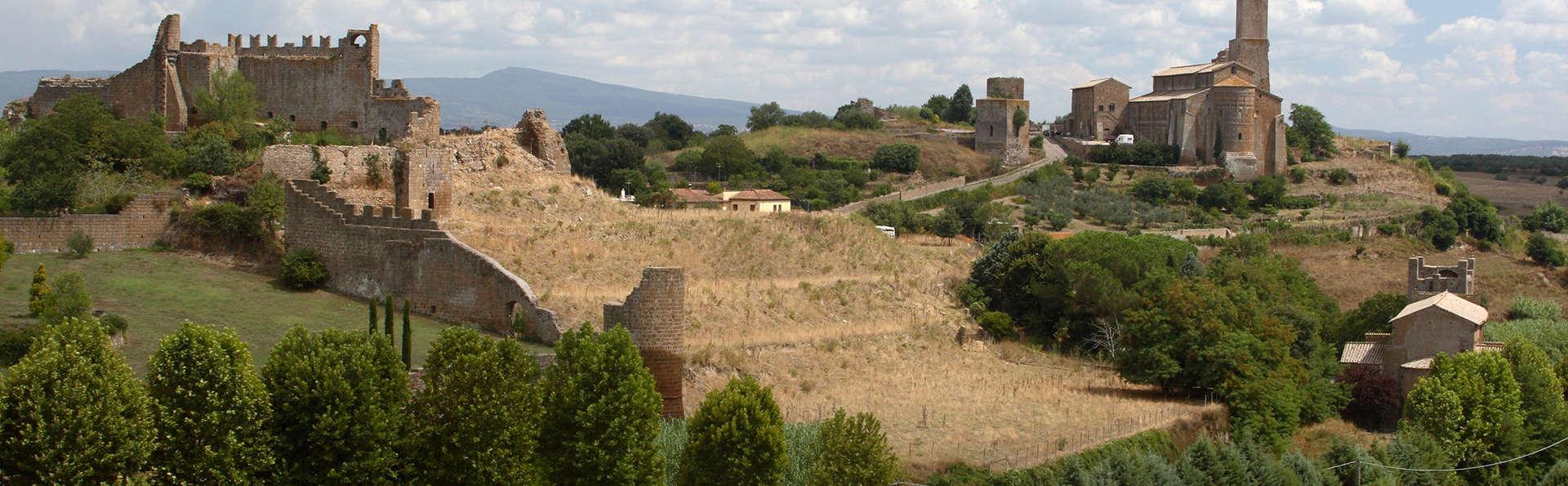 Détente en terres étrusques à Tarquinia