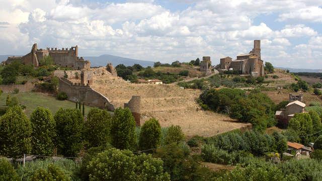 Relax tra i suggestivi territori etruschi a Tarquinia