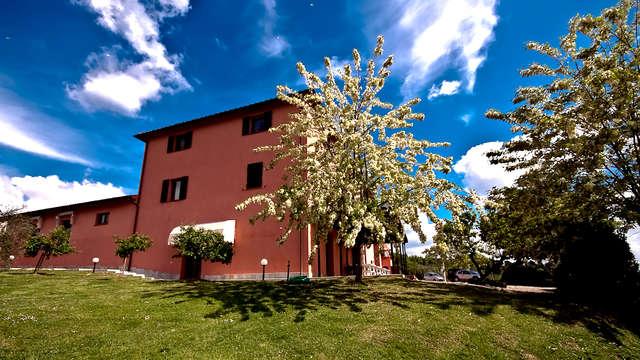 Nature et charme dans le cœur vert de la Toscane