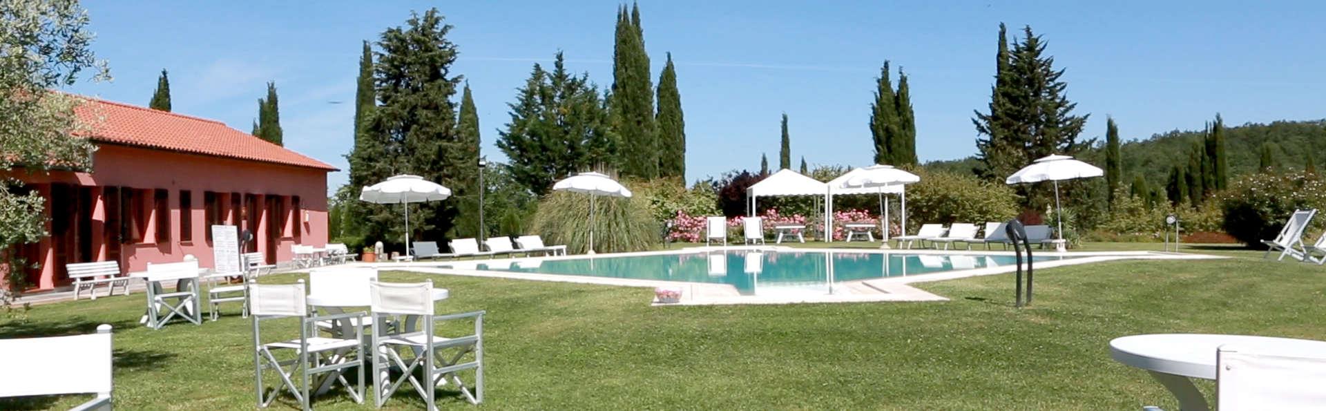 Couleurs et arômes de Toscane (à partir de 2 nuits)