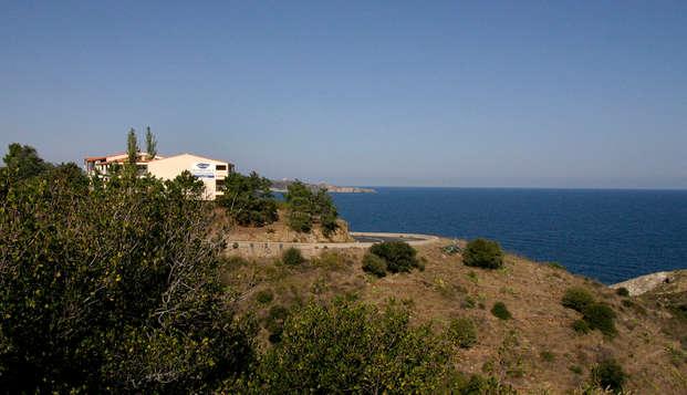 Cote Thalasso - Banyuls sur mer - front view