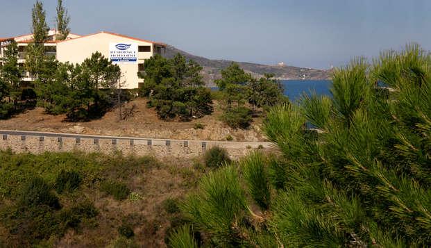 Cote Thalasso - Banyuls sur mer - front
