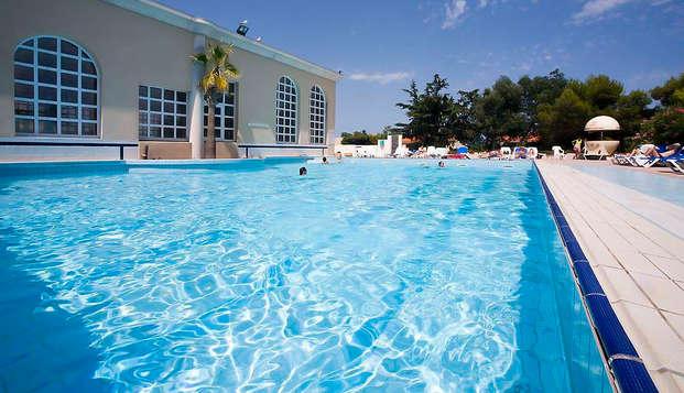 Cote Thalasso - Banyuls sur mer - pool