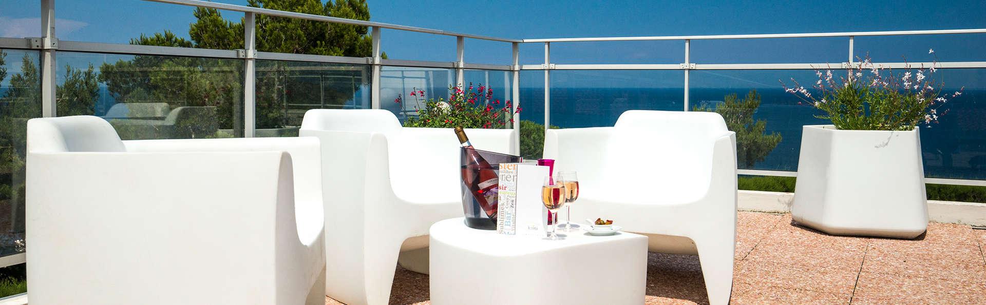 Week-end avec thalasso et dîner vue panoramique à Banyuls-Sur-Mer