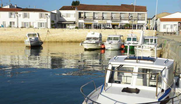 Hotel de la Maree - Ile de Re - port