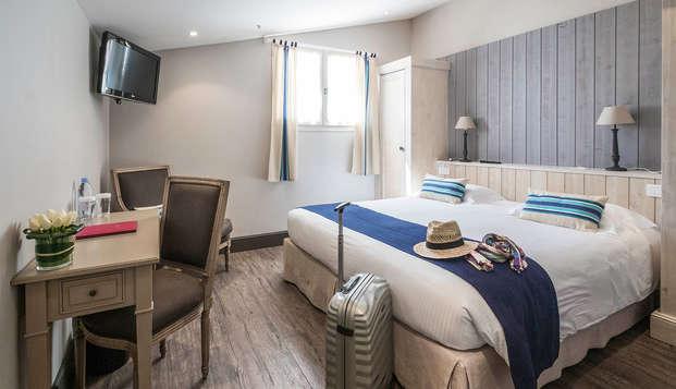 Hotel de la Maree - Ile de Re - room
