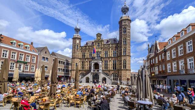 Ontdek het mooie Noord-Limburgse Venlo
