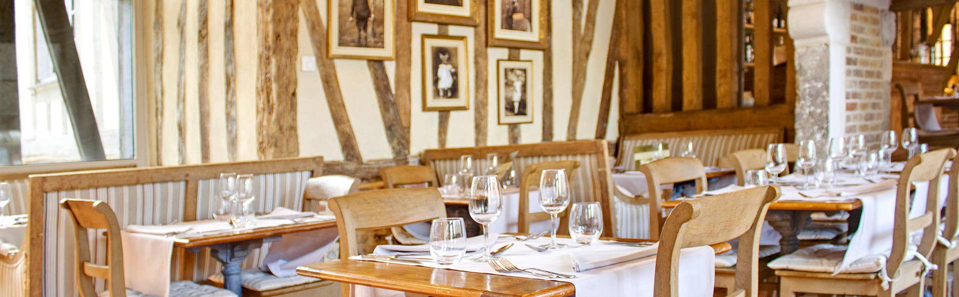 Week-end détente avec dîner dans le Vexin normand