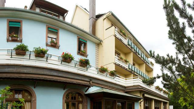 Hotel du Parc Spa Wellness - Niederbronn