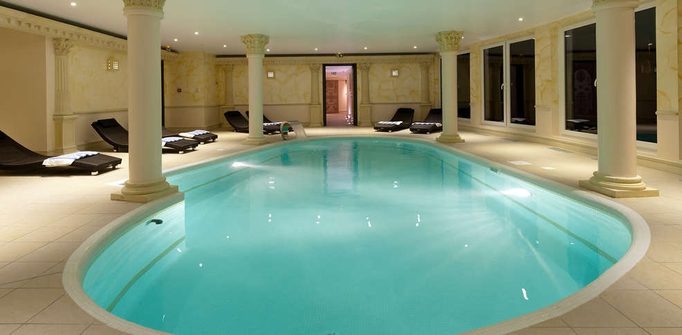 Hotel Du Parc Spa Wellness Niederbronn 3 Niederbronn Les Bains France