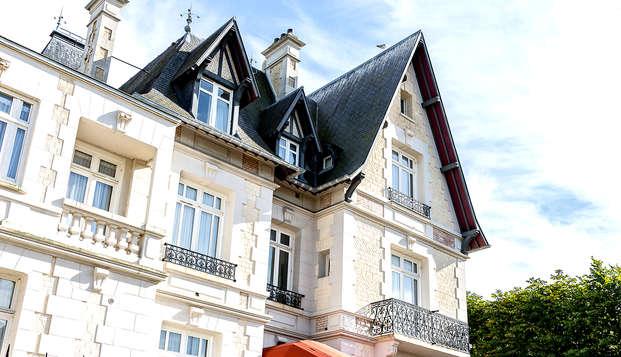 Détente et bien-être au cœur de Deauville