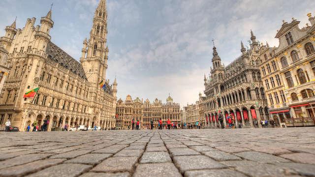 Séjour luxueux en suite traditionnelle à Bruxelles
