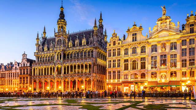Ontdek het bruisende Brussel
