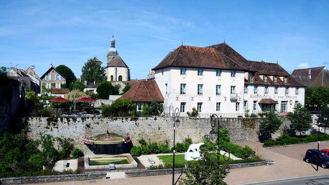 Séjour gourmand au coeur de la Bourgogne