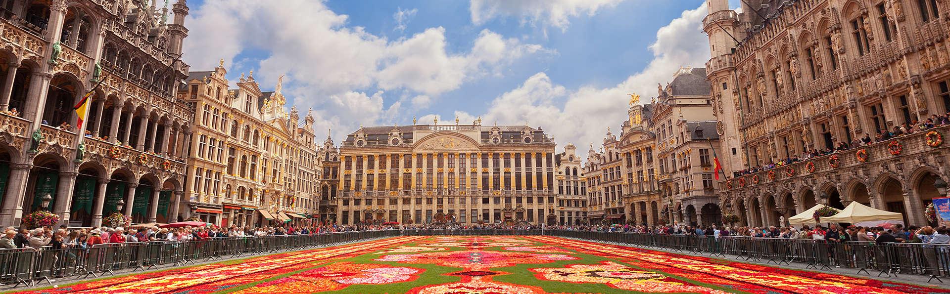 Escapada mágica en pleno corazón de Bruselas, ¡ideal para descubrir la mítica ciudad!