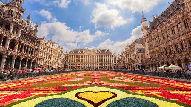 Citytrip in het hartje van Brussel, perfect om de mythische stad te verkennen!