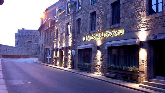 The Originals Boutique Hotel du Chateau Dinan Inter-Hotel