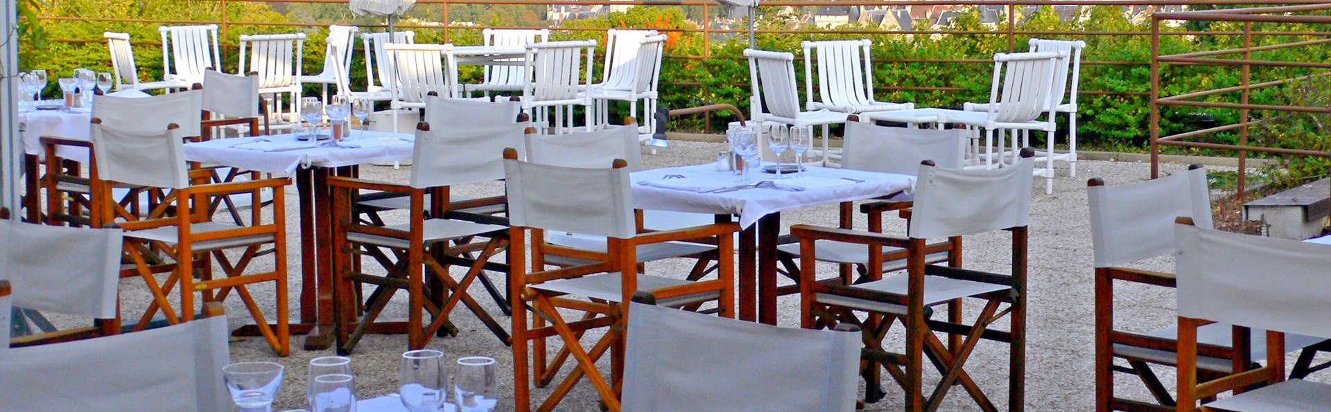 Week-end détente avec dîner au coeur de la Vallée de la Loire