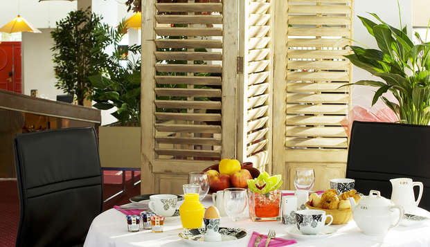 Hotel Gran Carlina - breakfast