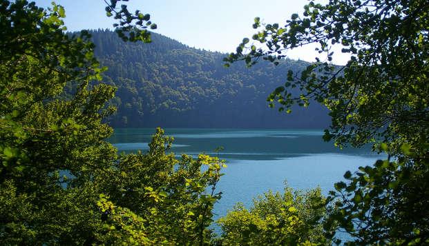 Détente absolue au cœur des montagnes et volcans d'Auvergne