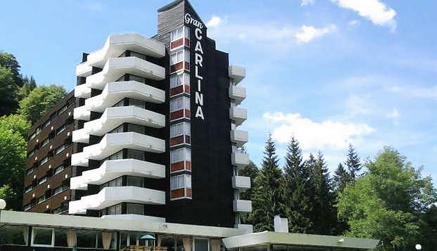Hotel Gran Carlina - facade